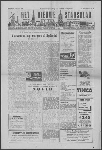 Het Nieuwe Stadsblad 1959-08-28