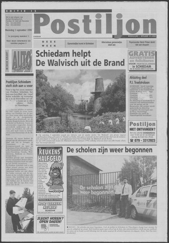 Postiljon 1998