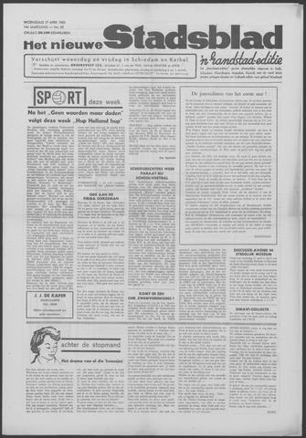 Het Nieuwe Stadsblad 1963-04-17