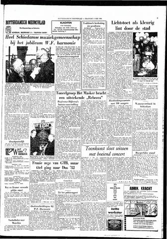Rotterdamsch Nieuwsblad / Schiedamsche Courant / Rotterdams Dagblad / Waterweg / Algemeen Dagblad 1965-05-03