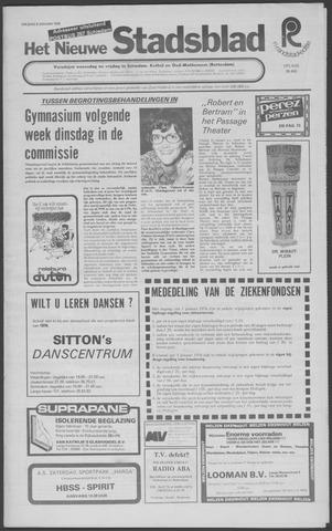 Het Nieuwe Stadsblad 1976-01-09