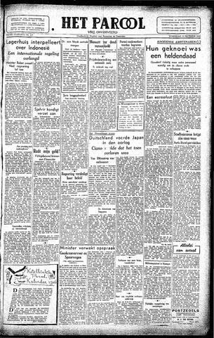 Rotterdamsch Parool / De Schiedammer 1945-12-12