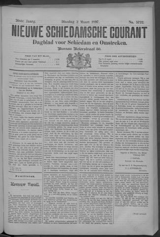 Nieuwe Schiedamsche Courant 1897-03-02