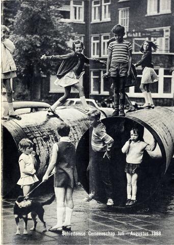 Schiedamse Gemeenschap (tijdschrift) 1968-07-01