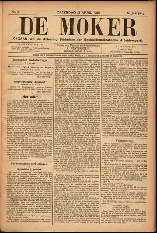 De Moker 1905-04-22