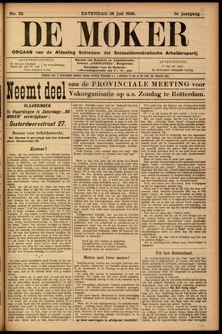De Moker 1906-07-28