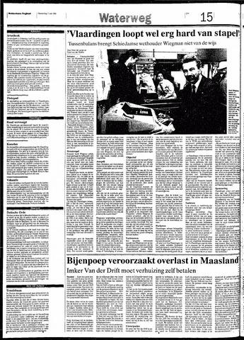Rotterdamsch Nieuwsblad / Schiedamsche Courant / Rotterdams Dagblad / Waterweg / Algemeen Dagblad 1991-05-02