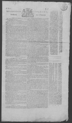 Rotterdamse Courant 1823-02-06