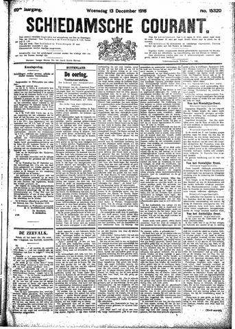 Schiedamsche Courant 1916-12-13