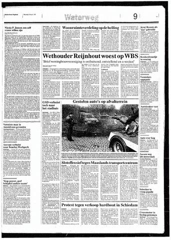Rotterdamsch Nieuwsblad / Schiedamsche Courant / Rotterdams Dagblad / Waterweg / Algemeen Dagblad 1993-03-15
