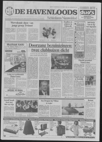 De Havenloods 1986-10-16