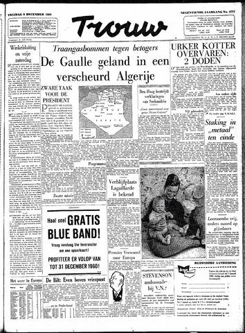 Trouw / De Rotterdammer 1960-12-09