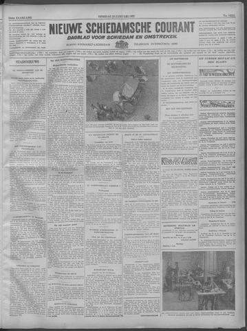 Nieuwe Schiedamsche Courant 1932-01-19