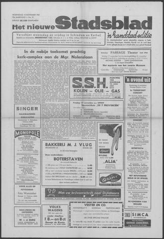 Het Nieuwe Stadsblad 1961-11-15