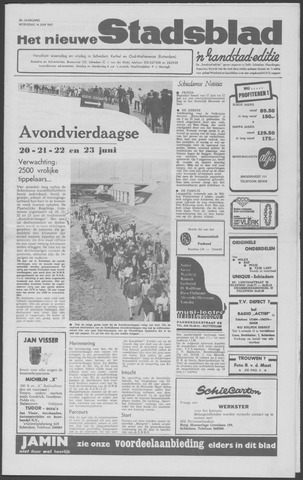 Het Nieuwe Stadsblad 1967-06-14