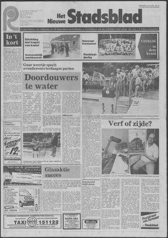 Het Nieuwe Stadsblad 1984-07-04