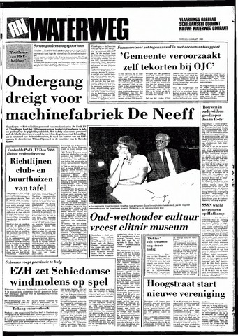 Rotterdamsch Nieuwsblad / Schiedamsche Courant / Rotterdams Dagblad / Waterweg / Algemeen Dagblad 1983-03-15