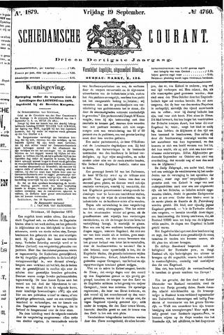 Schiedamsche Courant 1879-09-19