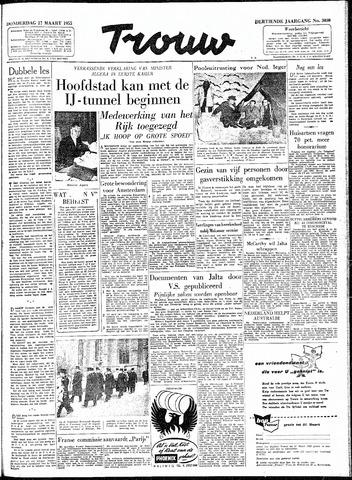 Trouw / De Rotterdammer 1955-03-17
