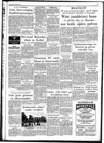 Rotterdamsch Parool / De Schiedammer 1961-10-18