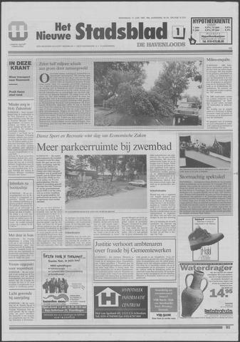 Het Nieuwe Stadsblad 1997-06-11