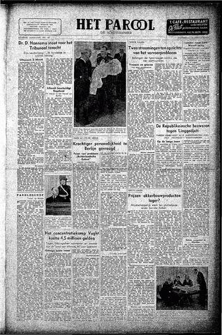 Rotterdamsch Parool / De Schiedammer 1947-02-20