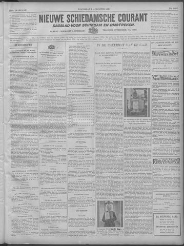 Nieuwe Schiedamsche Courant 1932-08-03