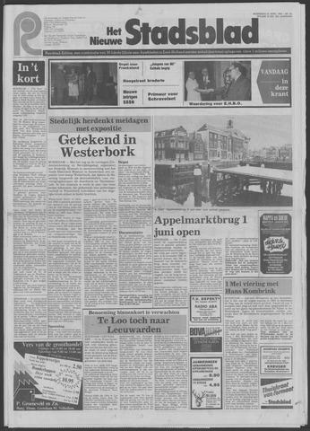 Het Nieuwe Stadsblad 1983-04-27