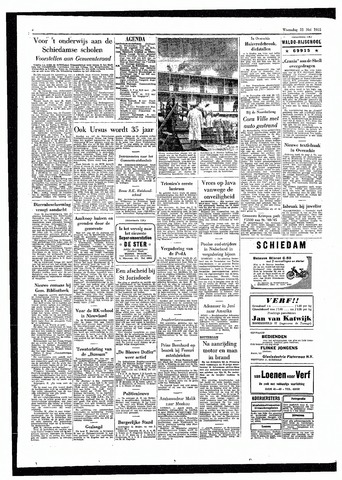 Rotterdamsch Parool / De Schiedammer 1955-05-25