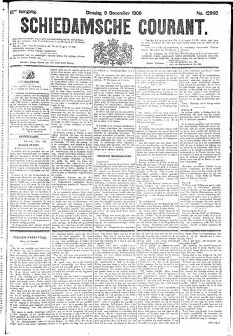 Schiedamsche Courant 1908-12-08
