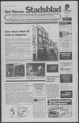 Het Nieuwe Stadsblad 1976-09-01