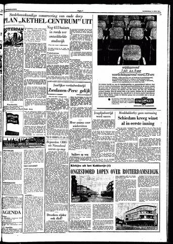 Trouw / De Rotterdammer 1964-07-02