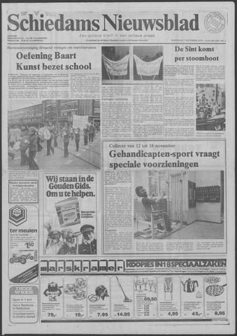 Schiedams Nieuwsblad 1979-11-07