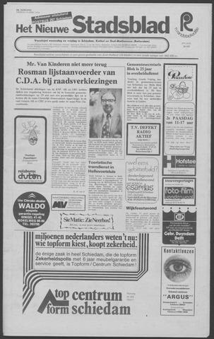 Het Nieuwe Stadsblad 1974-04-12