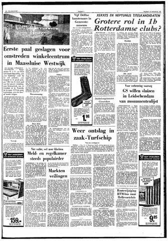 Trouw / De Rotterdammer 1971-08-13