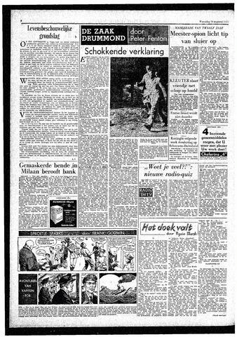 Rotterdamsch Parool / De Schiedammer 1957-08-14