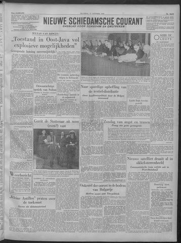 Nieuwe Schiedamsche Courant 1949-10-17
