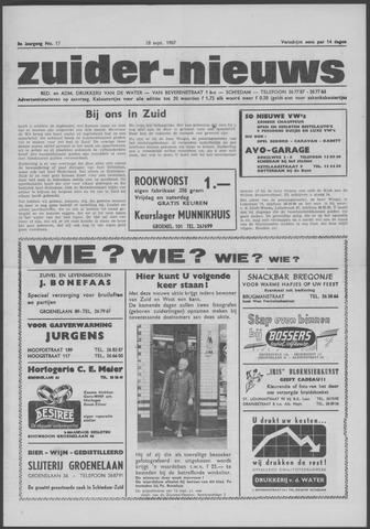 Zuider Nieuws 1967-09-28