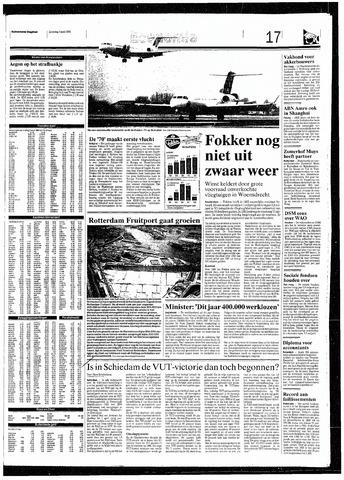 Rotterdamsch Nieuwsblad / Schiedamsche Courant / Rotterdams Dagblad / Waterweg / Algemeen Dagblad 1993-04-03
