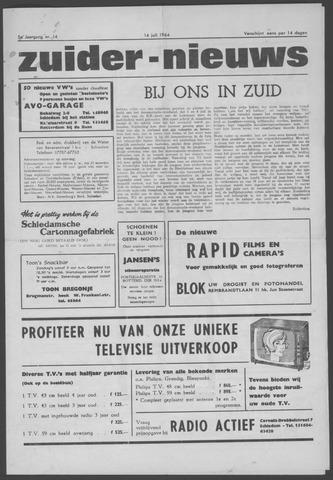 Zuider Nieuws 1964-07-14