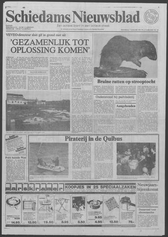 Schiedams Nieuwsblad 1981
