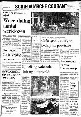 Rotterdamsch Nieuwsblad / Schiedamsche Courant / Rotterdams Dagblad / Waterweg / Algemeen Dagblad 1974-04-10