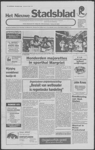 Het Nieuwe Stadsblad 1979-05-25