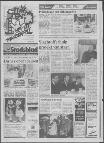 Het Nieuwe Stadsblad 1988-01-27