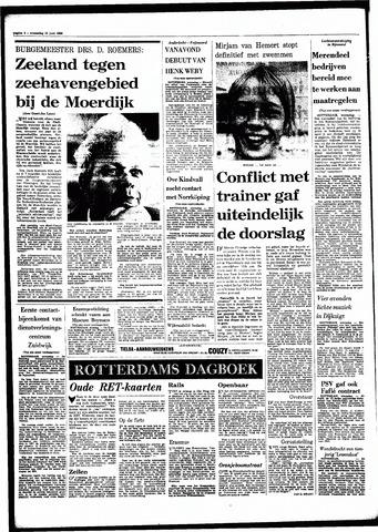 Rotterdamsch Parool / De Schiedammer 1968-06-12