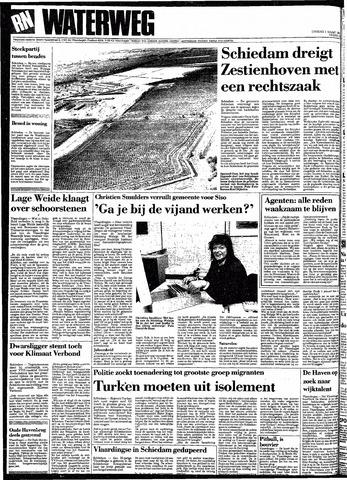 Rotterdamsch Nieuwsblad / Schiedamsche Courant / Rotterdams Dagblad / Waterweg / Algemeen Dagblad 1991-03-05