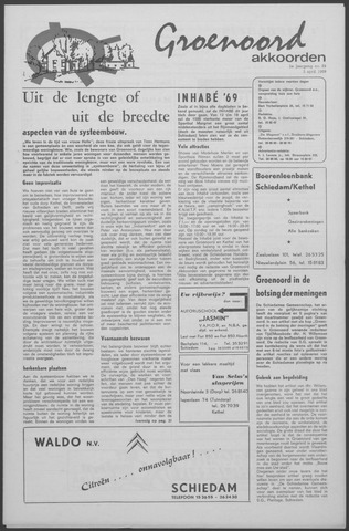 Groenoord Akkoorden 1969-04-03