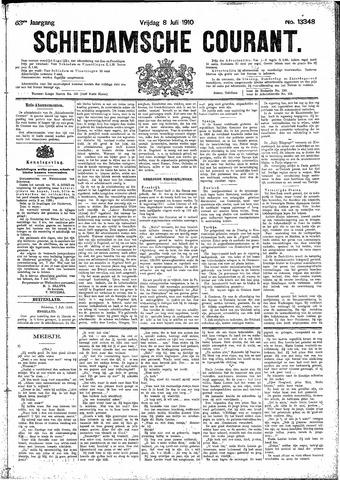 Schiedamsche Courant 1910-07-08
