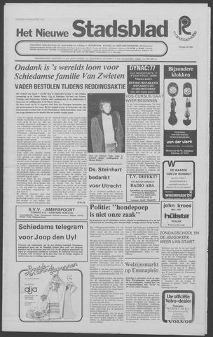 Het Nieuwe Stadsblad 1977-08-19