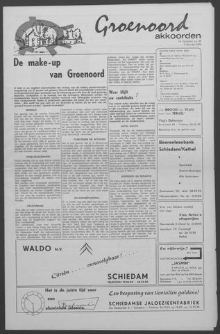 Groenoord Akkoorden 1969-02-06